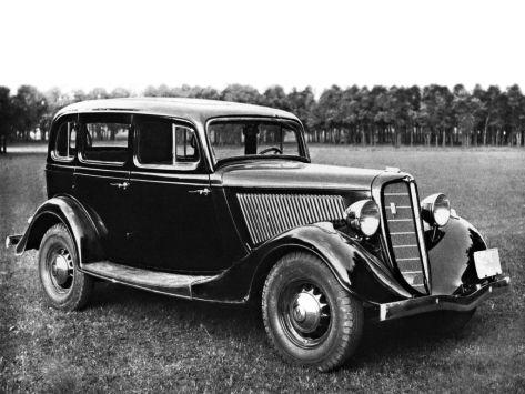 ГАЗ М1  03.1936 - 12.1942