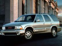 GMC Envoy 1 поколение, 01.1998 - 12.2000, Джип/SUV 5 дв.