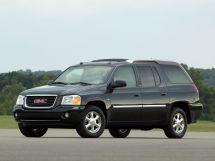 GMC Envoy 2 поколение, 01.2001 - 12.2009, Джип/SUV 5 дв.