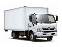 Hino 300 1 поколение, 09.2011 - н.в., Фургон