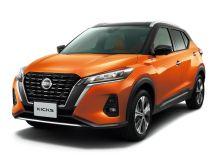 Nissan Kicks 1 поколение, 06.2020 - н.в., Джип/SUV 5 дв.