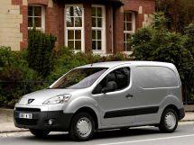 Peugeot Partner 2008, цельнометаллический фургон, 2 поколение, B9