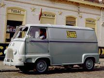 Renault Estafette 1962, цельнометаллический фургон, 2 поколение, R2132
