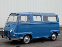 Renault Estafette 1968, минивэн, 3 поколение, R2136