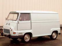 Renault Estafette 1968, цельнометаллический фургон, 3 поколение, R2136