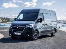 Renault Master 2-й рестайлинг 2020, цельнометаллический фургон, 3 поколение, FV, JV