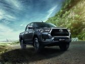 Toyota Hilux Pick Up AN120