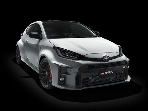 Toyota Yaris  01.2020 -  н.в.