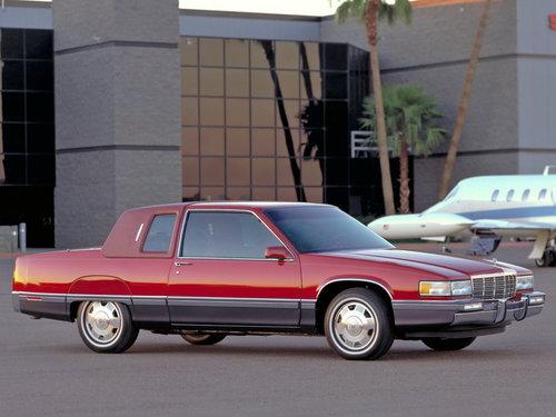 Cadillac Fleetwood 1988 - 1992