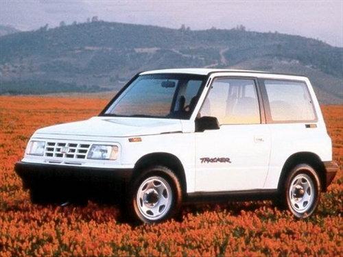 Chevrolet Tracker 1997 - 1998
