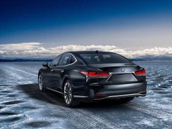 Особые условия в июне на безусловно надежный Lexus