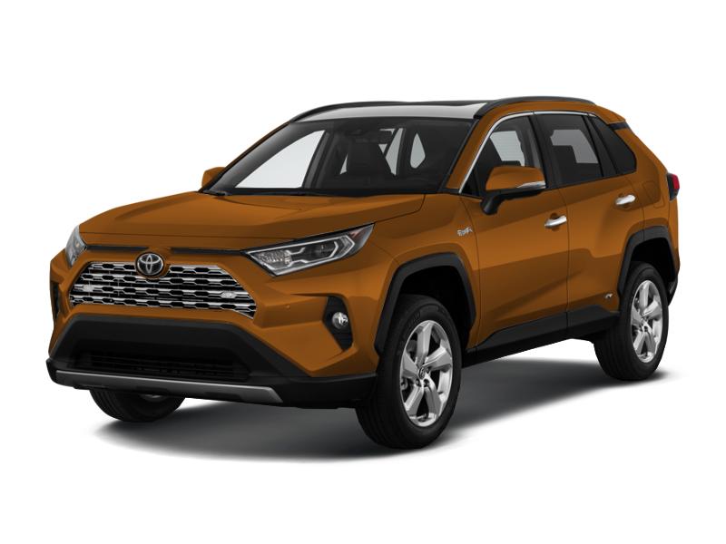 Toyota RAV4, 2019 год, 2 351 000 руб.