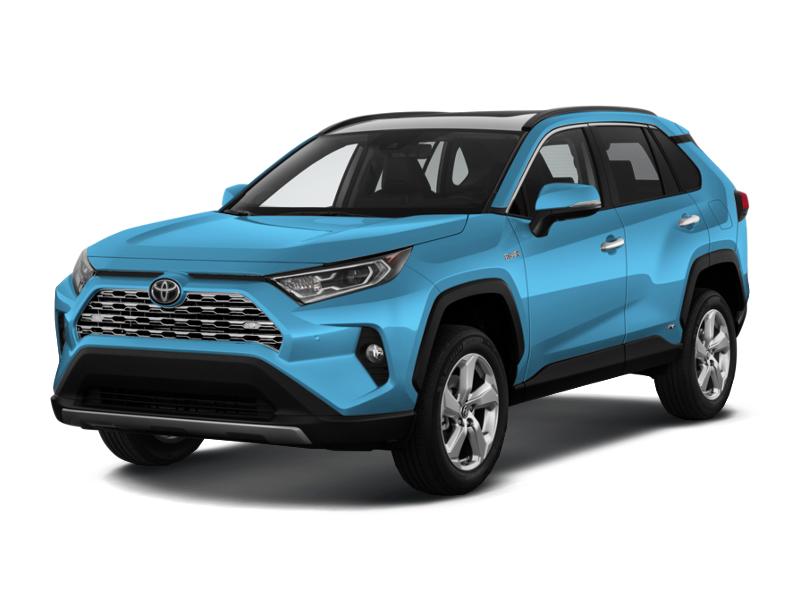 Toyota RAV4, 2020 год, 2 370 000 руб.