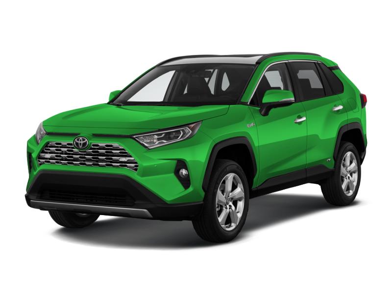 Toyota RAV4, 2020 год, 2 732 000 руб.