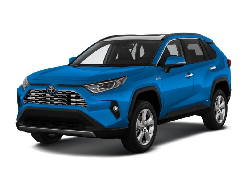 Toyota RAV4, 2020 год, 2 373 000 руб.