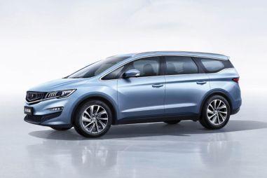 Слегка обновленный Geely Jiaji с «автопилотом», как у Volvo, получил ценник в Китае