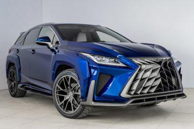 Русский тюнинг Lexus RX и NX удивил иностранцев