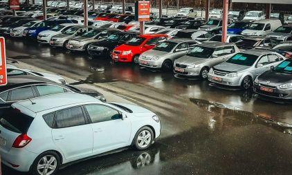 Рынок подержанных автомобилей восстанавливает позиции