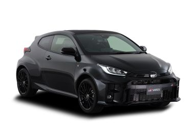 Toyota раскрыла линейку «бешеного Яриса» для Японии