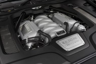 Bentley выпустила последний 6,75-литровый V8: мотор производили 61 год