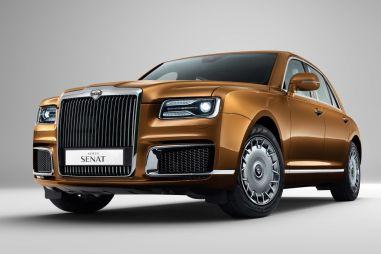 Глава Минпромторга: кризис никак не повлиял на продажи автомобилей Aurus
