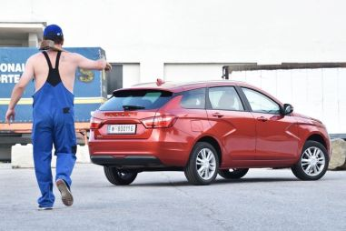 СМИ: Экспорт Lada в Евросоюз прекратился