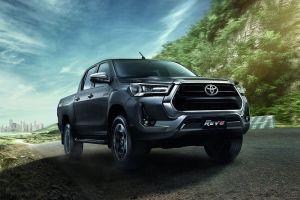 Пикап Toyota Hilux обновился и получил более мощный дизельный мотор