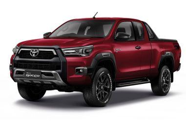 Пикап Toyota Hilux получил инъекцию стиля и мощности