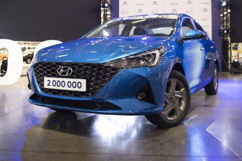 В России подорожали почти все модели Hyundai