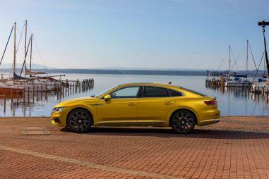 Volkswagen Arteon добрался до России — от 2 639 000 рублей