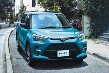 Бестселлеры Японии в мае 2020-го: восхождение нового кроссовера Toyota
