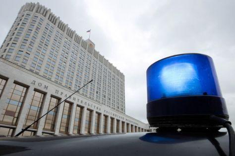 Путин разрешил еще двум ведомствам использовать мигалки на автомобилях