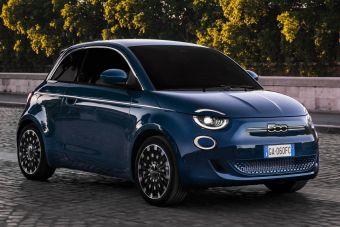 Fiat представил новое поколение легендарного хэтча 500