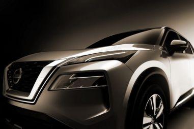 Новый Nissan X-Trail: первое фото