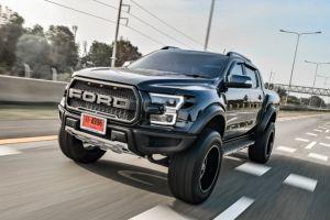 Тайская компания замаскировала Ford Ranger под F-150 Raptor
