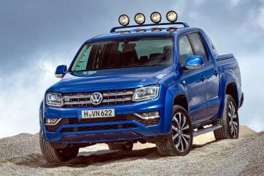 VW: новый Амарок не выйдет без союза с Фордом