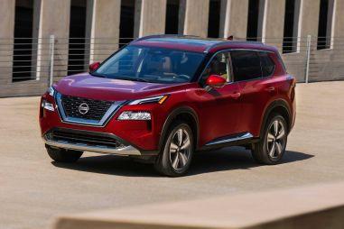В новом поколении Nissan X-Trail стал удобнее для семейных поездок