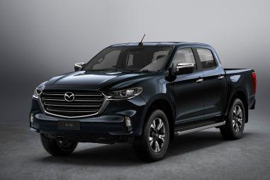 Mazda сделала новый пикап на базе Isuzu D-MAX
