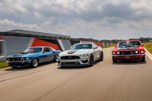Представлен Ford Mustang Mach 1: дерзкий дизайн, почти 500 л.с. и подвеска от Shelby