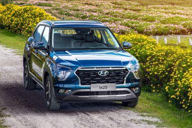 Hyundai рассказала о сроках появления нового поколения Креты в России