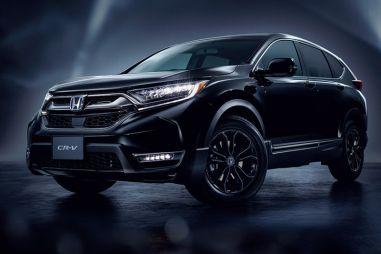 Honda обновила CR-V и представила новую топ-комплектацию