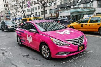 В США рассказали, когда наступит закат эры такси с ДВС