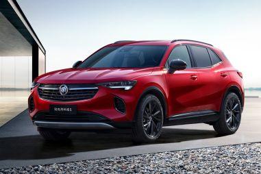 В Китае появится новый кроссовер Buick Envision S