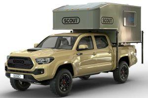 Американцы выпустили готовый комплект для создания кемпера на базе Toyota Tacoma и Ford Ranger