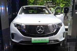 Электрический кроссовер Mercedes-Benz EQC обзавелся более доступной модификацией