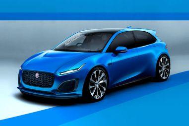В ассортименте Jaguar может появиться хэтчбек