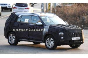 Hyundai готовит доступный 7-местный кроссовер Alcazar