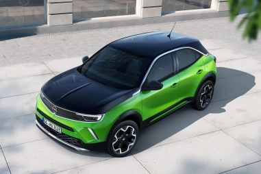 Opel Mokka перешел на французскую платформу и получил эффектный дизайн