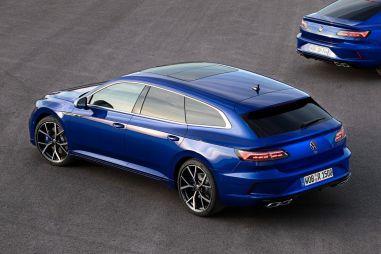Volkswagen обновил Arteon и представил версии Shooting Brake и Arteon R