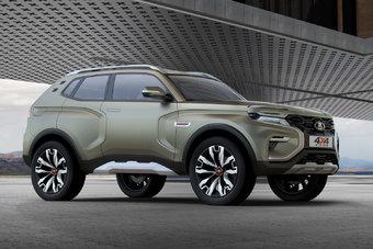 Через сайт закупок стало известно о реализации задачи по производству автомобилей на CMF-B-LS на АвтоВАЗе.